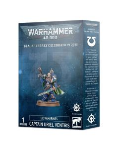Warhammer 40k: Ultramarines: Captain Uriel Ventris