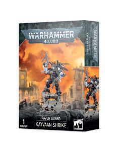Warhammer 40k: Raven Guard: Kayvaan Shrike