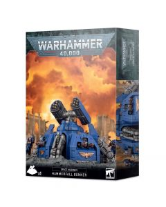 Warhammer 40k: Space Marines: Hammerfall Bunker