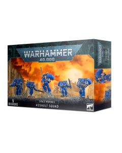 Warhammer 40k: Space Marine Assault Squad