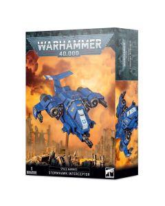 Warhammer 40k: Space Marine Stormhawk Interceptor