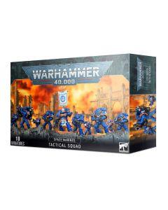 Warhammer 40k: Space Marine Tactical Squad