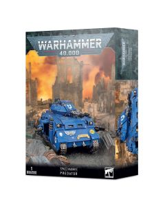 Warhammer 40k: Space Marine: Predator