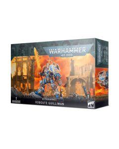 Warhammer 40k: Space Marines: Roboute Guilliman