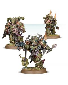 Warhammer 40k: Death Guard: Plague Marine Reinforcements
