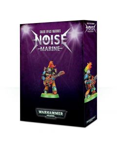 Warhammer 40k: Chaos Space Marines: Noise Marine