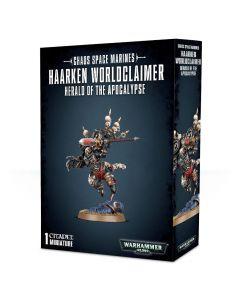 Warhammer 40k: Chaos Space Marines: Haarken Worldclaimer, Herald of the Apocalypse
