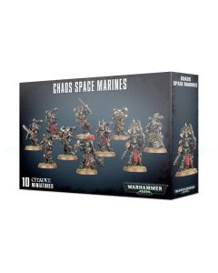 Warhammer 40k: Chaos Space Marines (2019)
