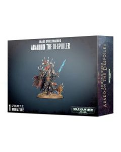 Warhammer 40k: Chaos Space Marines: Abaddon the Despoiler