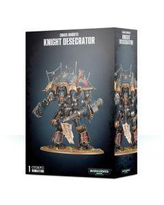 Warhammer 40k: Chaos Knights: Knight Desecrator