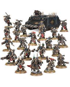 Warhammer 40k: Battleforce: Chaos Space Marines Vengeance Warband