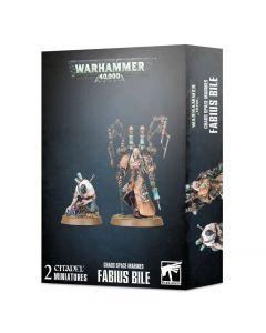 Warhammer 40k: Chaos Space Marines: Fabius Bile
