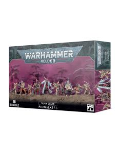 Warhammer 40k: Death Guard: Poxwalkers