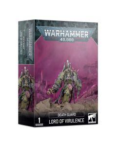 Warhammer 40k: Death Guard: Lord of Virulence