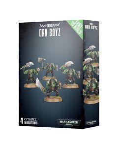 Warhammer 40k: Easy to Build Ork Boyz