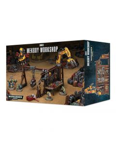 Warhammer 40k: Orks: Mekboy Workshop
