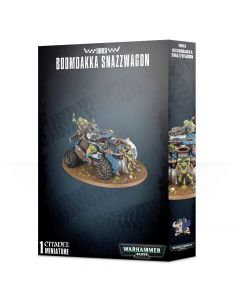Warhammer 40k: Orks: Boomdakka Snazzwagon