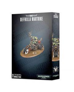 Warhammer 40k: Orks: Deffkilla Wartrike