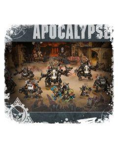Warhammer 40k: Apocalypse: Orks Spearhead Detachment