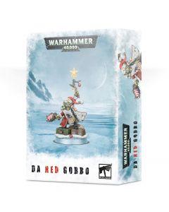 Warhammer 40k: Da Red Gobbo