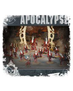 Warhammer 40k: Apocalypse: Craftworlds Vanguard Detachment