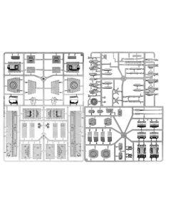 Warhammer 40k: Baneblade Sponsons And Accessories