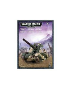 Warhammer 40k: Imperial Guard Basilisk