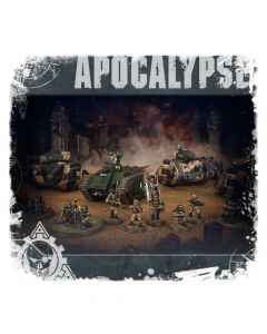 Warhammer 40k: Apocalypse: Astra Militarum Spearhead Detachment