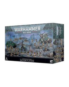 Warhammer 40k: Battleforce: Astra Militarum Bastion Platoon