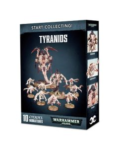Warhammer 40k: Start Collecting! Tyranids (8th Edition)