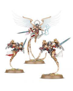 Warhammer 40k: Adepta Sororitas: Celestine, the Living Saint
