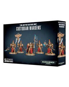 Warhammer 40k: Adeptus Custodes: Custodian Wardens