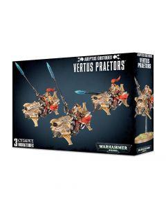 Warhammer 40k: Adeptus Custodes: Vertus Praetors