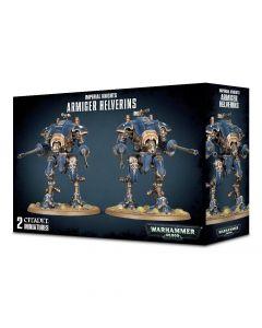 Warhammer 40k: Imperial Knights: Armiger Helverins