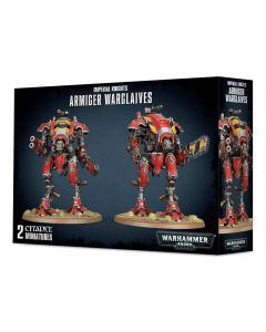 Warhammer 40k: Imperial Knights: Armiger Warglaives