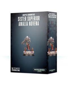 Warhammer 40k: Adepta Sororitas: Sister Superior Amalia Novena