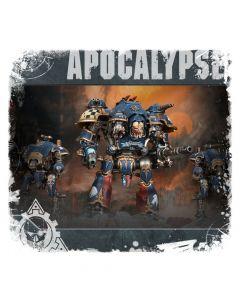 Warhammer 40k: Apocalypse: Imperial Knights Super-Heavy Detachment
