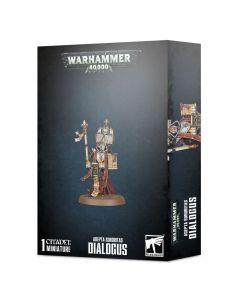Warhammer 40k: Adepta Sororitas: Dialogus