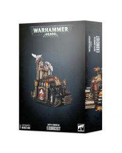 Warhammer 40k: Adepta Sororitas: Exorcist