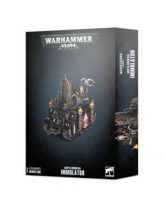 Warhammer 40k: Adepta Sororitas: Immolator