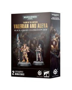 Warhammer 40k: Talons of the Emperor: Valerian and Aleya