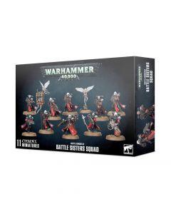Warhammer 40k: Adepta Sororitas: Battle Sisters Squad