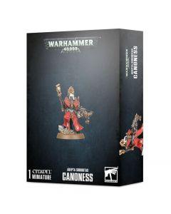 Warhammer 40k: Adepta Sororitas: Canoness