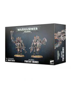 Warhammer 40k: Adepta Sororitas: Penitent Engines