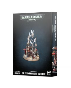 Warhammer 40k: Adepta Sororitas: The Triumph of Saint Katherine