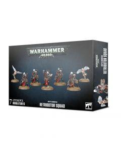 Warhammer 40k: Adepta Sororitas: Retributor Squad