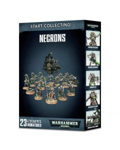 Warhammer 40k: Start Collecting! Necrons (2018)