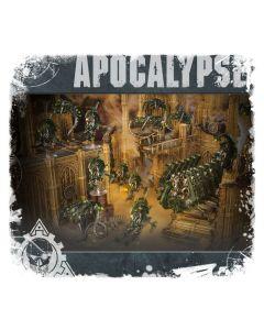 Warhammer 40k: Apocalypse: Necrons Outrider Detachment