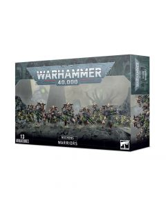 Warhammer 40k: Necrons: Warriors