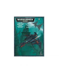 Warhammer 40k: Drukhari: Razorwing Jetfighter